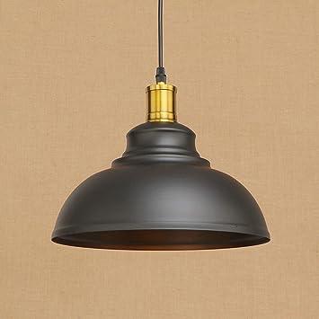 GRFH American Village Loft Retro lámparas industriales de ...