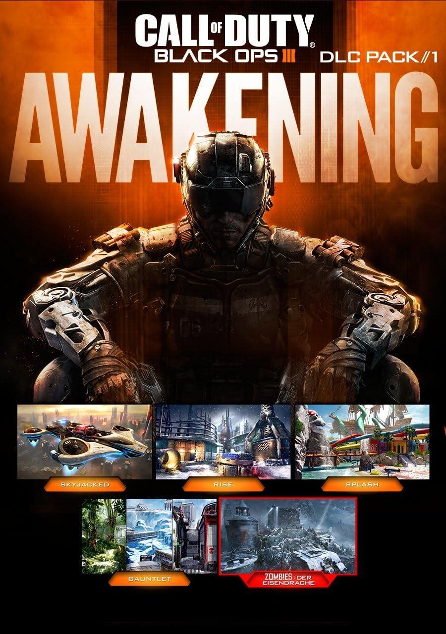 Amazon com: Call Of Duty: Black Ops III: Awakening DLC - PS4