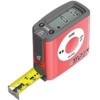 5.eTape16 ET16.75-DB-RP Digital Tape Measure, 16 Feet, Red
