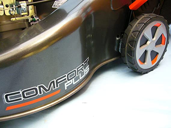 Cortacésped de acero a empuje G 44 PK Comfort Plus by Oleo-Mac ...