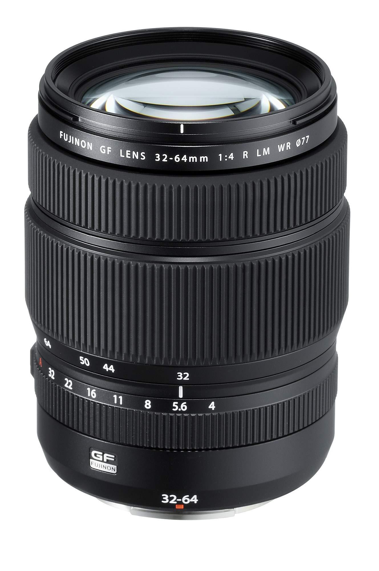 Fujinon GF32-64mmF4 R LM WR Lens (Renewed) by Fujifilm