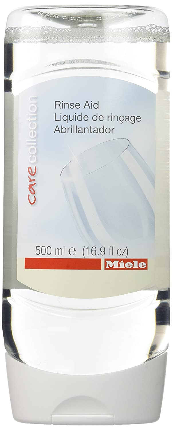 Miele Rinse Aid for Dishwashers 16.9 oz - Package of 2