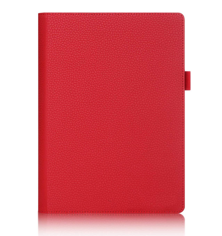 ISIN Premium PU Funda Cover Carcasa para Lenovo Yoga Tab 3 Plus y Lenovo Yoga Tab 3 Pro 10,1