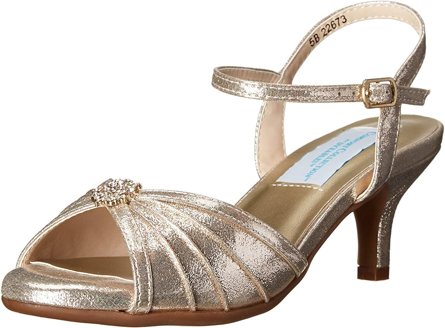 Dyeables Women's Award Kelsey Sandal Dress Safety and trust