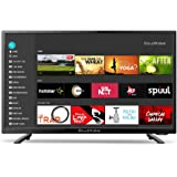 CloudWalker 80 cm (32 inches) HD Ready Smart LED TV Cloud X3 32SHX3 (Black) (2019 Model)