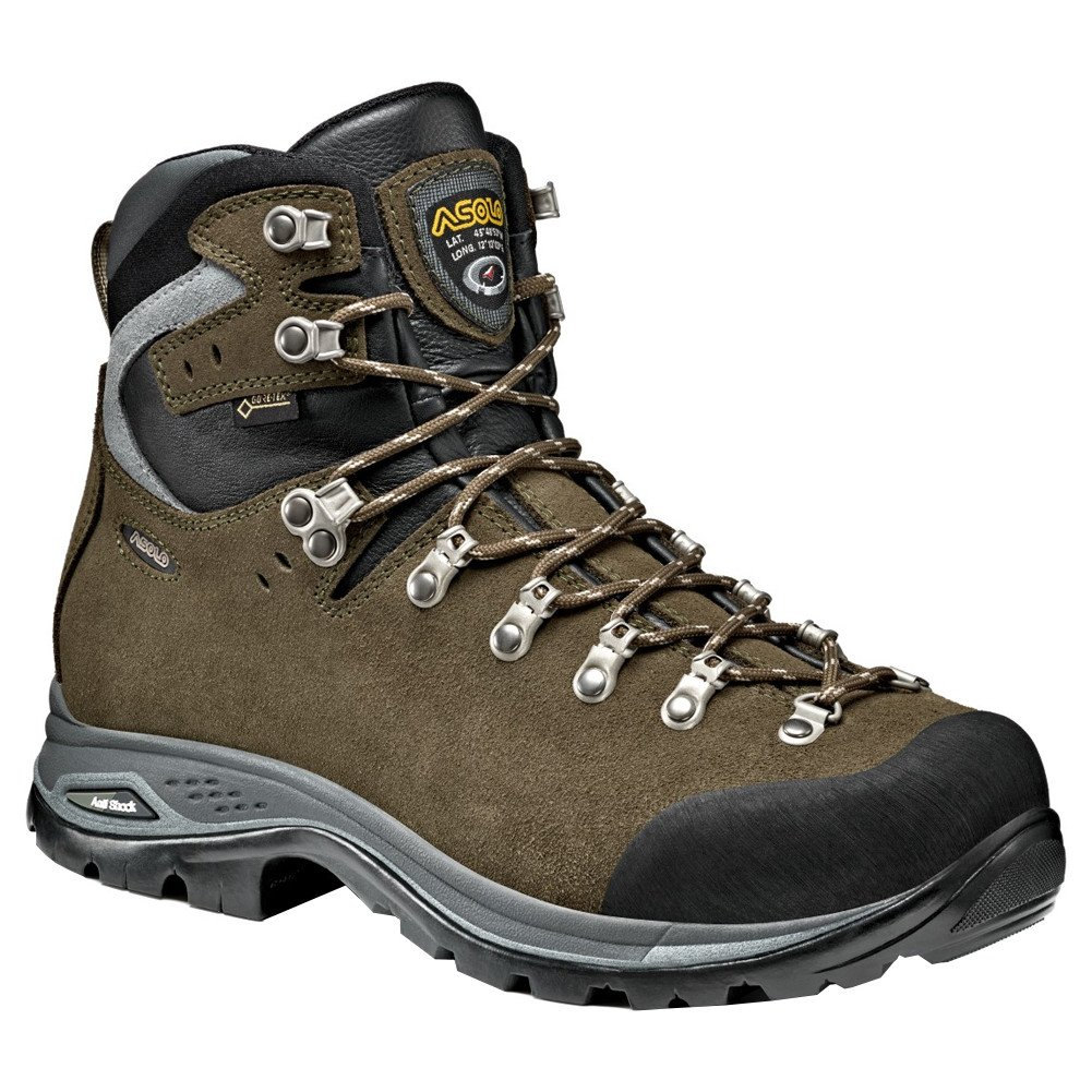 Asolo Men''s Greenwood Gv Mm High Rise Hiking Shoes, (Arnum Major Brown A034), 9 UK 9 UK by Asolo