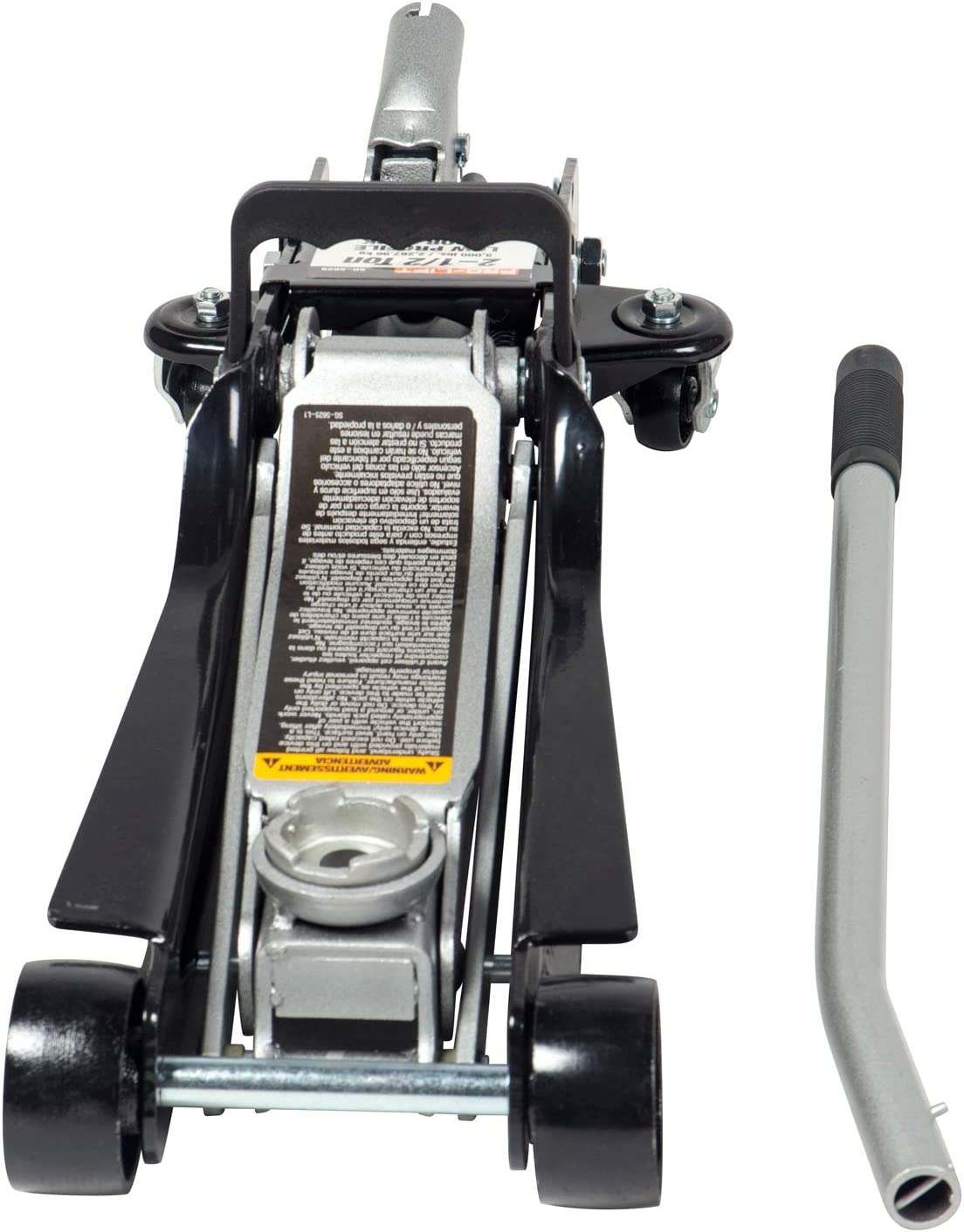 Pro-LifT SG-5625 2.5 Ton Low Profile Floor Jack - Car Hydraulic Trolley Jack Lift for Home Garage Shop