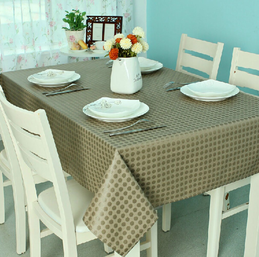 Amazon.com: High Grade Tablecloth Heat Resistant High Temperature Resistant  Tablecloths (55x78.50 Inch): Home U0026 Kitchen