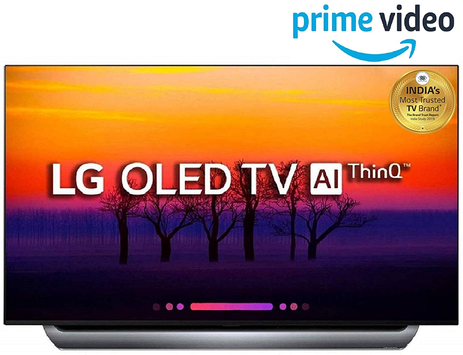 Best OLED TVs in India - Best 55 Inch LG OLED TV in India - LG OLED Smart TV OLED55C8PTA