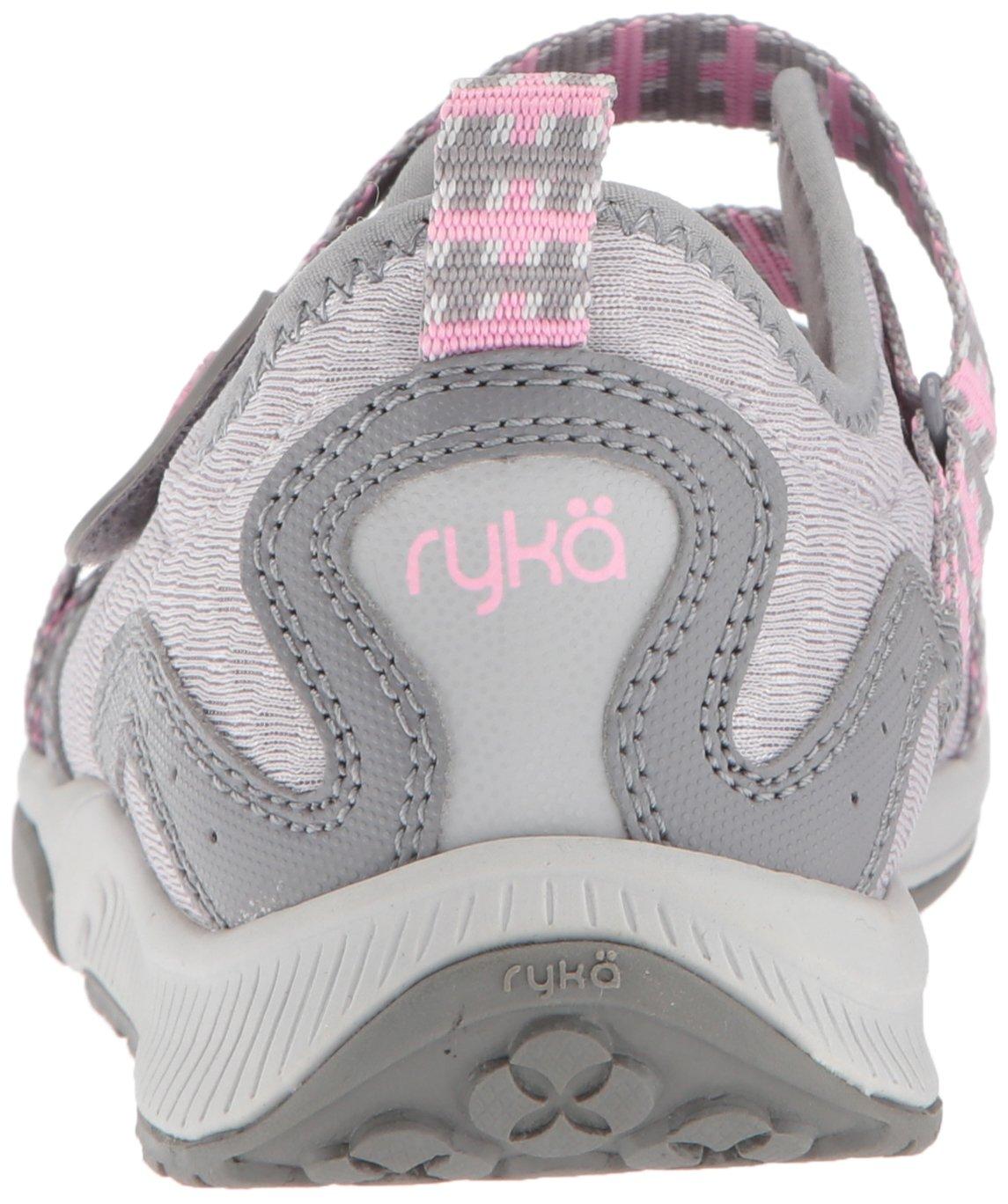 Ryka Women's Kailee Sneaker B0757NLJXR 5.5 Grey B(M) US|Frost Grey/Cotton Candy/Summer Grey 5.5 e67323