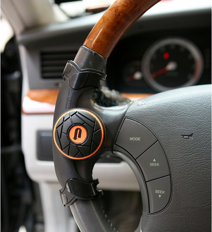 Easy Turn Plus Concept Safe Slim Power Handle Car Vehicle Steering Wheel Spinner
