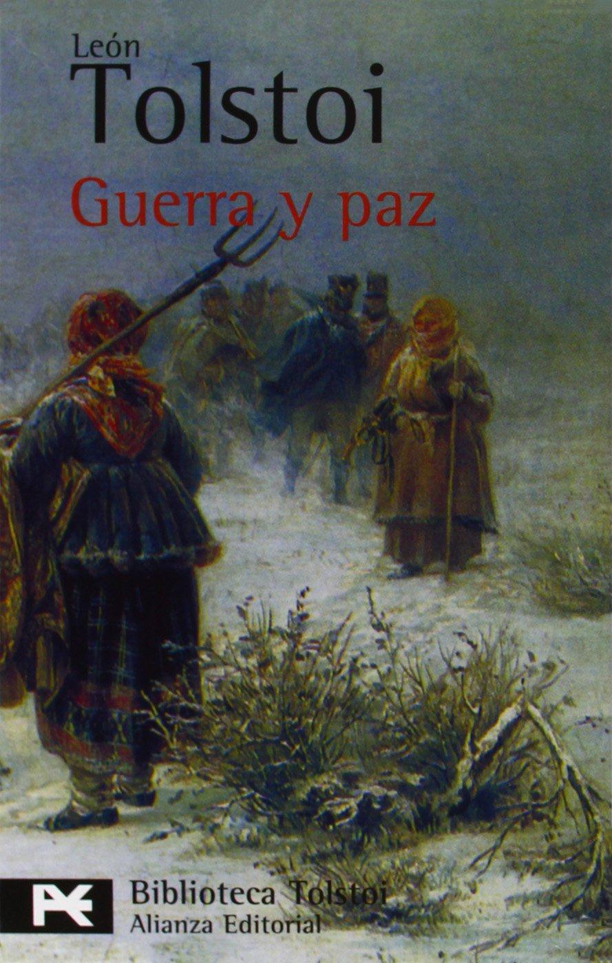 Estuche - León Tolstoi: Guerra y Paz El Libro De Bolsillo ...