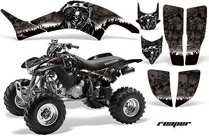 Honda TRX 400 EX Graphics 1999 – 2007: Reaper – Negro ...