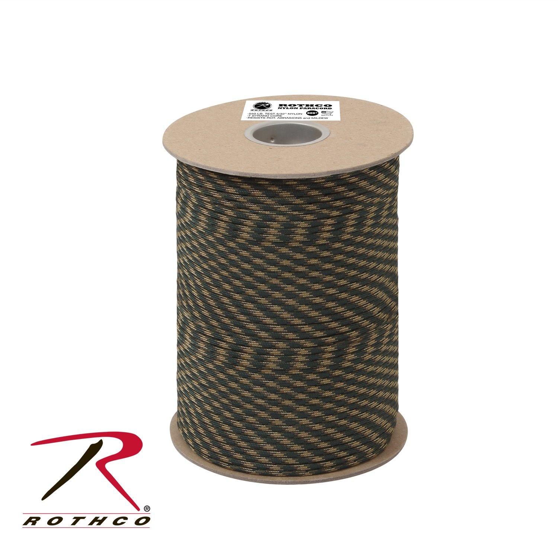 Rothco Nylon Paracord 550lb 600 Ft Spool