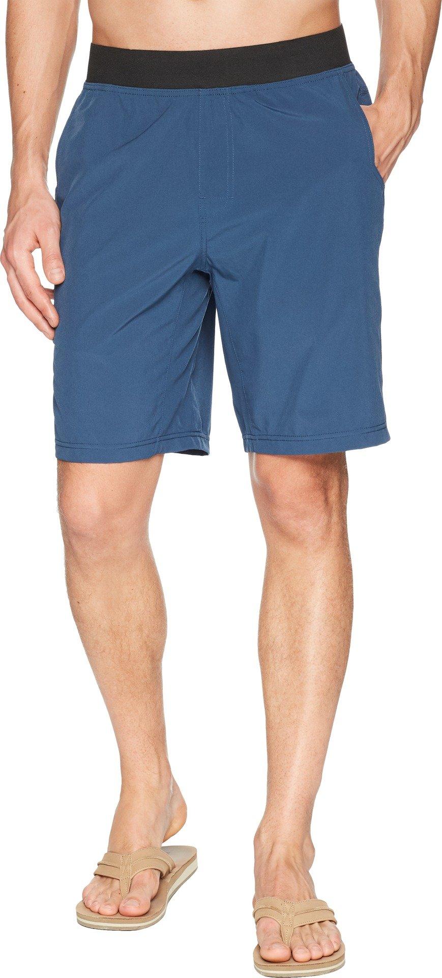 prAna Men's Super Mojo Shorts, XX-Large, Equinox Blue by prAna (Image #1)