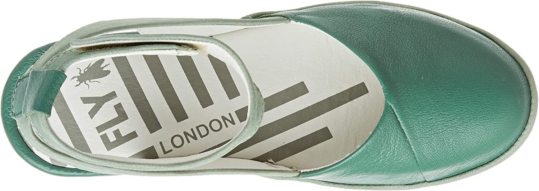 Fly London Damen Boke987fly Riemchenballerinas