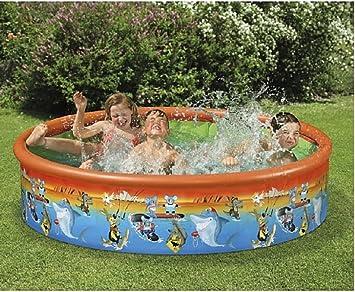 Familia Piscina Pool Baby – Piscina hinchable infantil Piscina ...