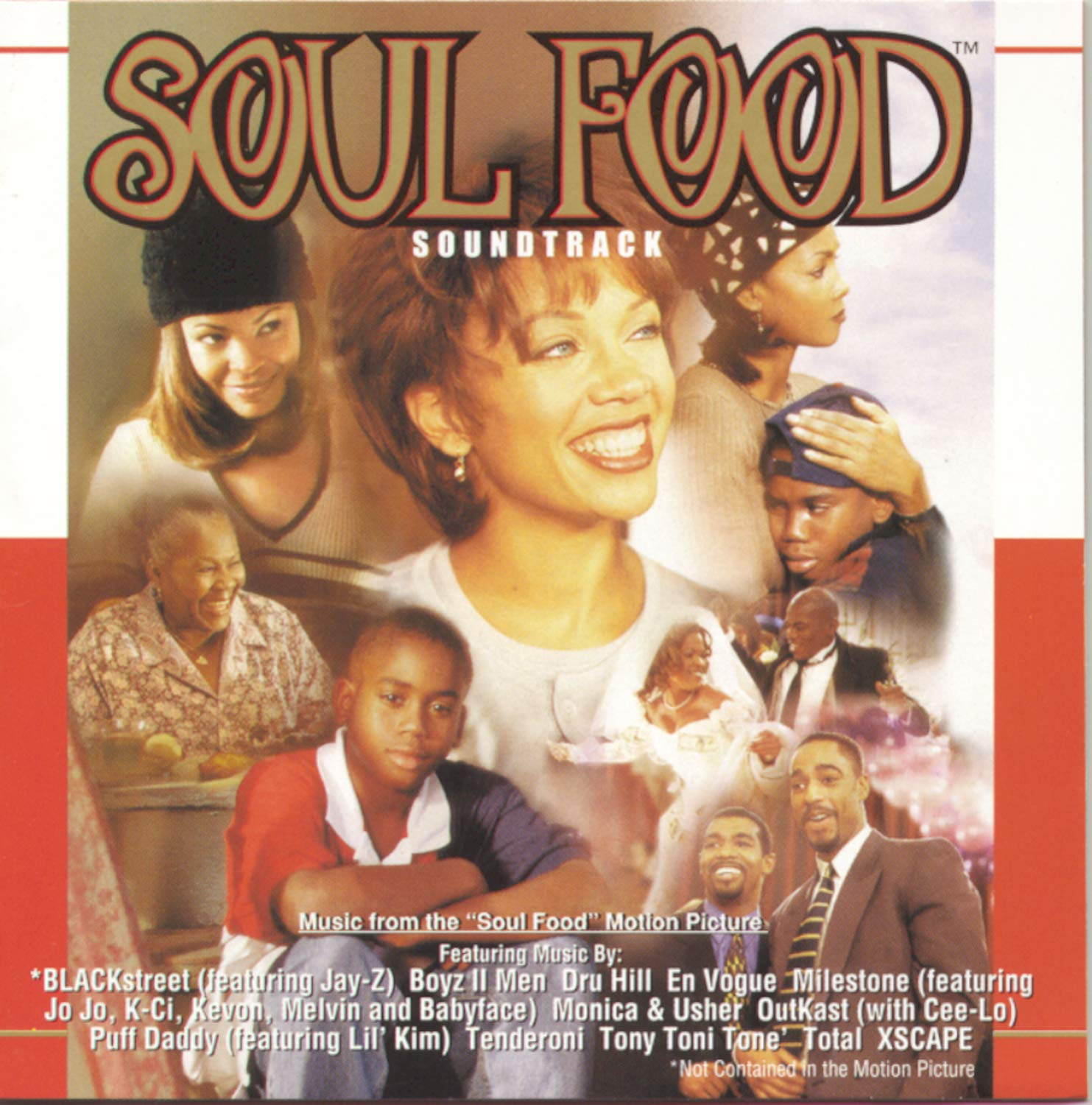 Soul Food: Soundtrack - Music From The