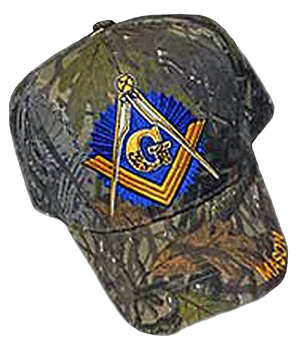 Image Unavailable. Image not available for. Color  Masonic Baseball Cap ... 384b3b2fe96