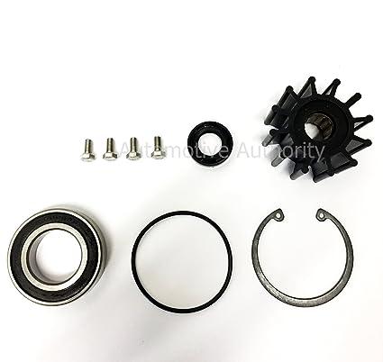 71aD3JlXinL._SX425_ amazon com volvo penta sea water pump repair kit 21214595 21214596