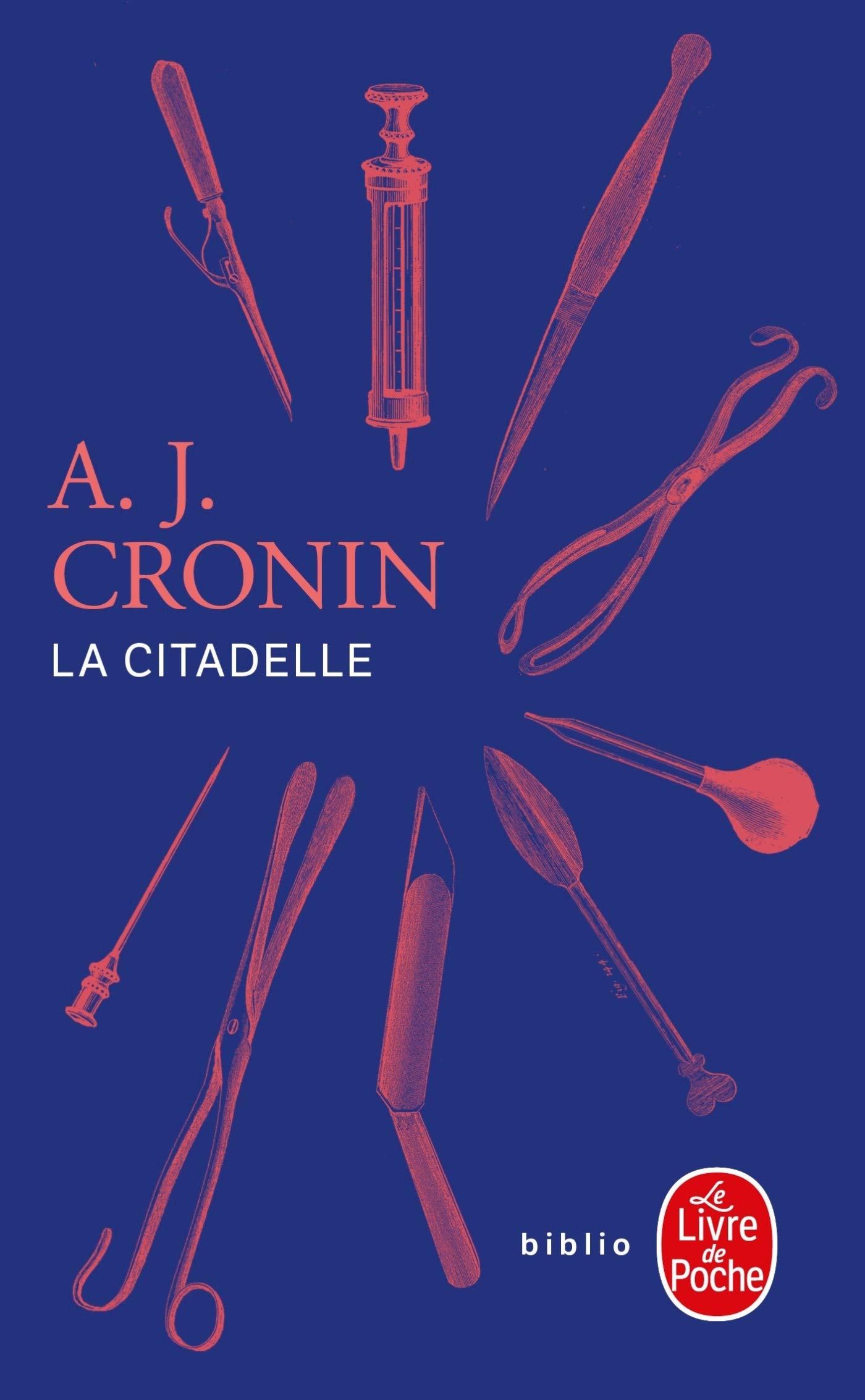 Amazon.fr - La Citadelle - Cronin, Archibald Joseph - Livres