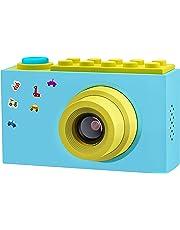 "ShinePick Impermeable Cámara Digital con Zoom Digital de 4X / 8MP / 2"" TFT LCD de la Pantalla Cámara Impermeable para Niños (Azul)"