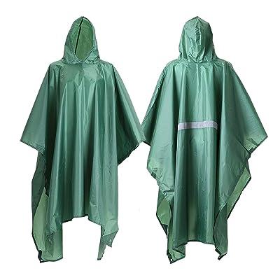 JTENG Rain Poncho