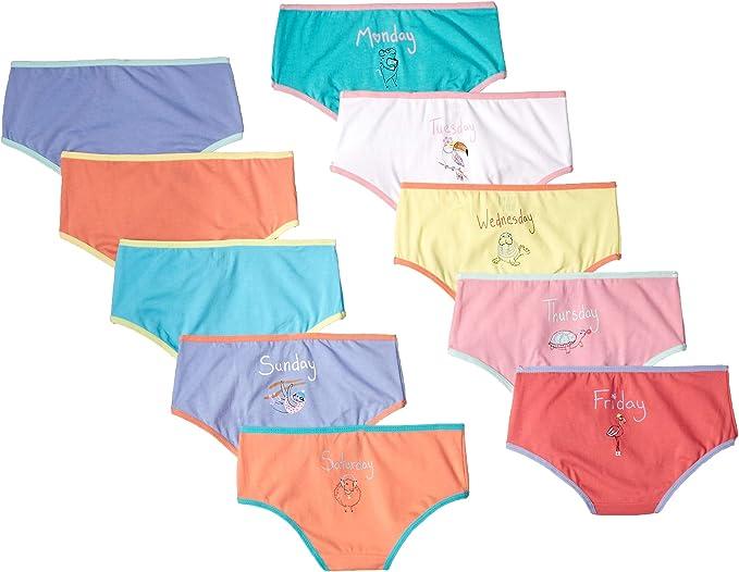 Brand Spotted Zebra Boys Cotton Briefs Underwear