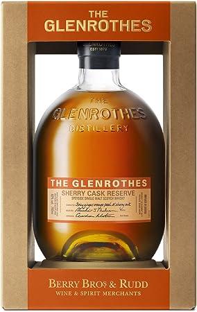 The Glenrothes Sherry Cask Whisky Single Malt - 700ml