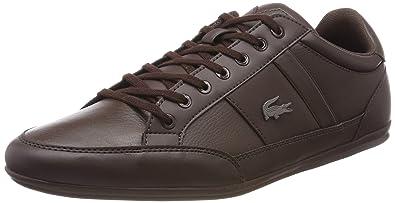 88d550dfb5 Lacoste Chaymon BL 1 CMA, Baskets Homme: Amazon.fr: Chaussures et Sacs