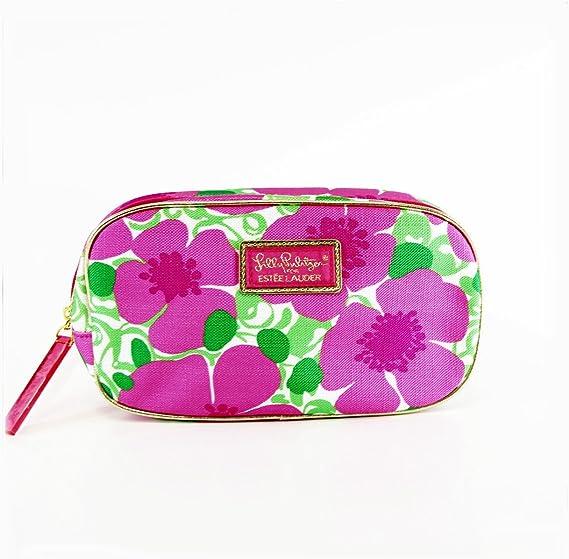Estee Lauder Lilly Pulitzer Spring Cosmetic Bag 2014 by Estee Lauder: Amazon.es: Belleza