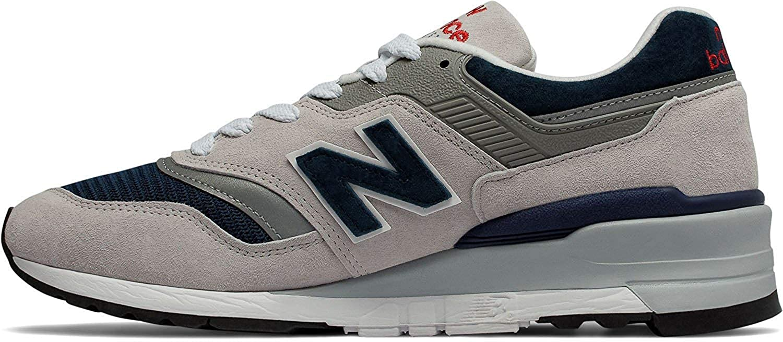 new balance 997 grey blue