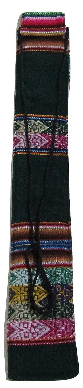 Standard Size Quena Flute Woven Case Bag Peru Treasure 10813136