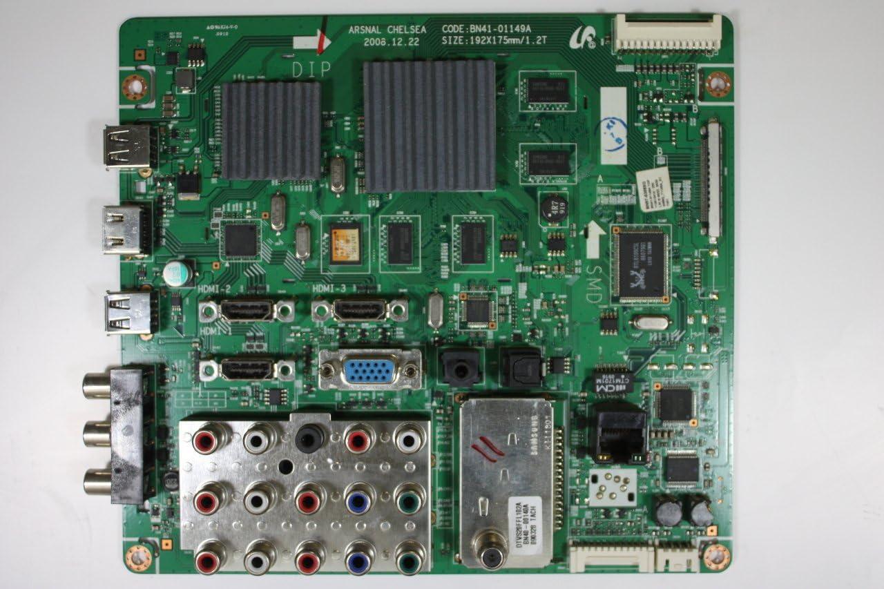 46 LN46B650T1FXZA BN94-02573G Main Video Board Motherboard Unit