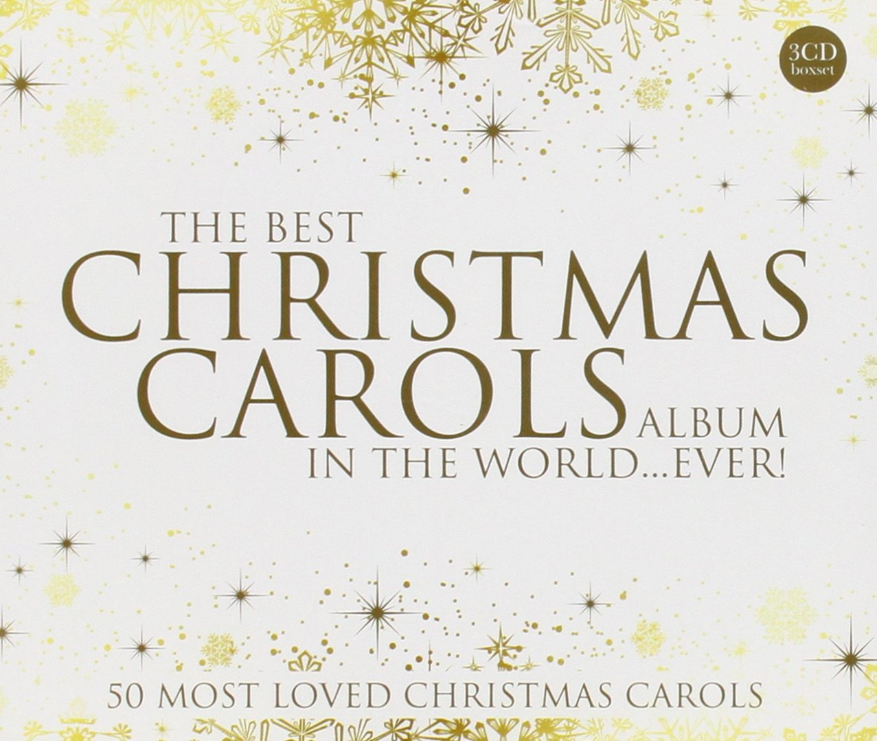 Various Artists - Best Christmas Carols Album in the World...Ever ...