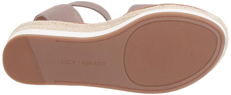 788bc03761c Lucky Brand Women's Joodith Espadrille Wedge Sandal