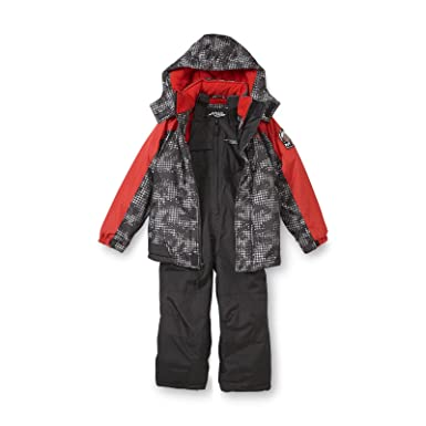 1740bb4f9 Amazon.com  Zero Boys Minus Bib Snow Pants   Jacket  Clothing