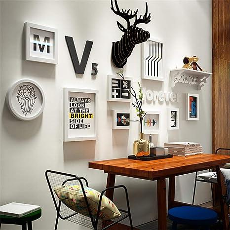 Muro fotográfico Creativo/Muro fotográfico Creativo Europeo/Portaretrato / Muro de Madera, Que