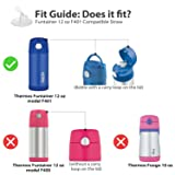 Thermos Replacement Straws for 12-Ounce Funtainer