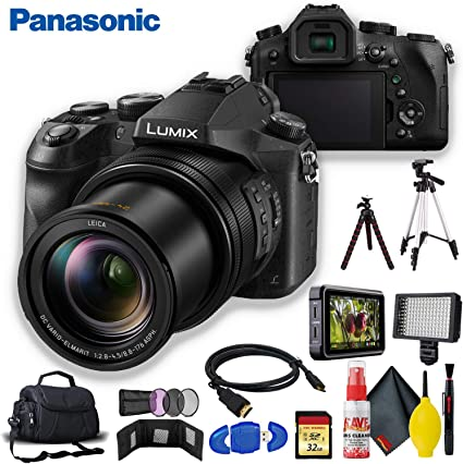 Amazon.com : Panasonic Lumix DMC-FZ2500 Digital Camera with ...