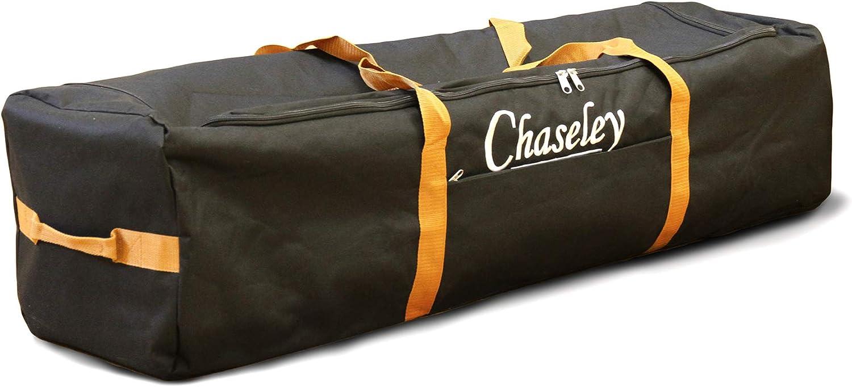 Chaseley Bolsa Grande Toldo Mástil Cenador Tienda Caravana Autocaravana Camping Material Fuerte Cosido Doble Cremallera Tres Vías Resistente UV ...