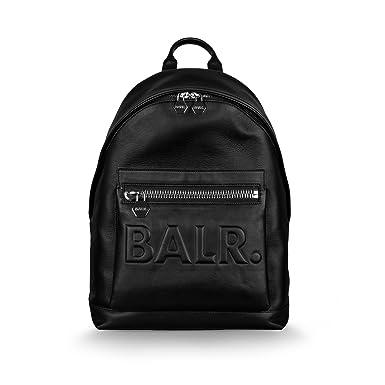 80c6c6be79 BALR The Leather Grande Backpack One size: Amazon.co.uk: Clothing