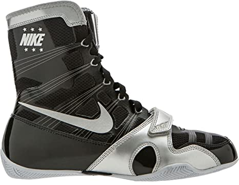 97be1af4fc0 Amazon.com: Nike HyperKO Boxing Shoes(Black/Silver, 7 D(M) US ...