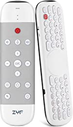 ZYF Z10 Air Mouse Remote, 2.4G Backlit Voice Remote Control with