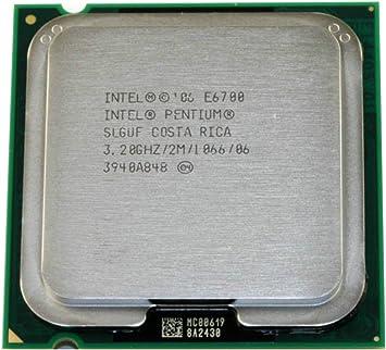 Intel Pentium E6700 3.2 GHz Dual-Core 2M 1066MHz Processor Socket LGA775 CPU