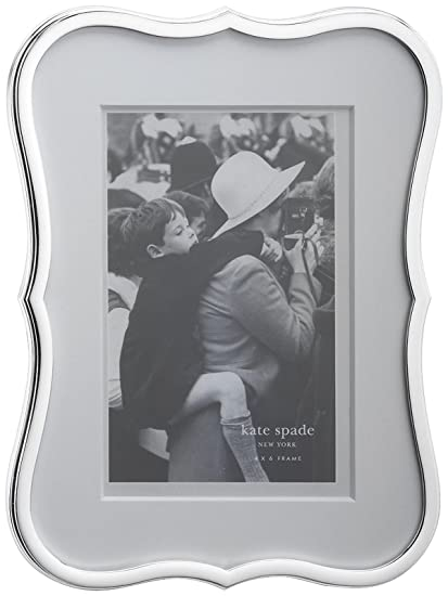 Amazoncom Kate Spade New York Crown Point Frame 4 X 6 Single