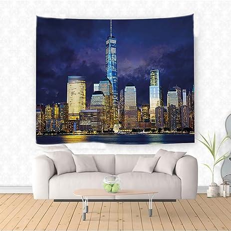 Amazon Com Nalahome Landscape New York Usa Manhattan Scenery