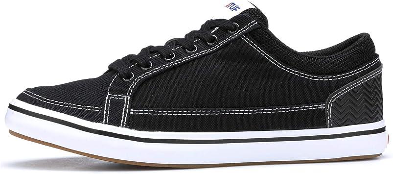 Deck Shoes, Black (XMC-000): Amazon.ca