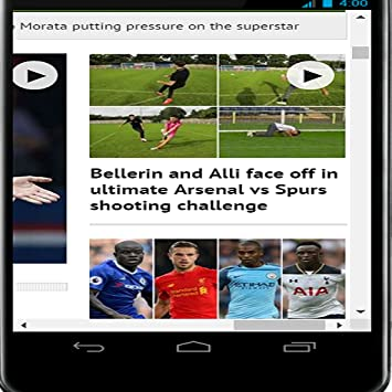 Amazon com: Live Sports TV App: Appstore for Android