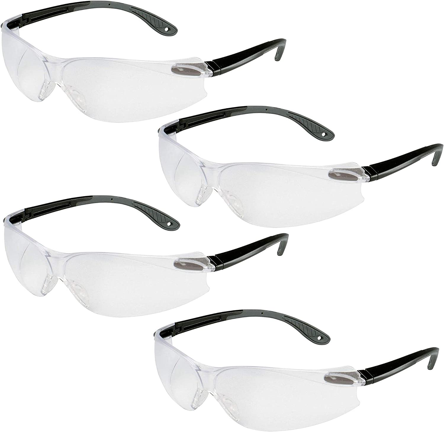 3M 2890S Sealed Safety Goggles Polycarbonate Anti-Fog Clear Lens Work Glasses